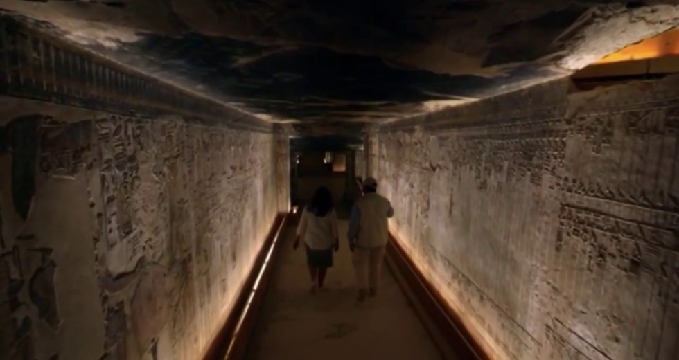 """Archaeologist Discovers """"Ingenuity Of Pythagoras"""" In Ancient Greek Tunnel"""