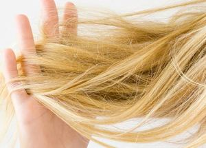 Fix Your Dry Hair from Home
