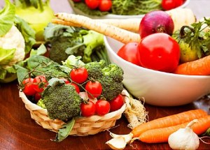 5 Tips for Transitioning to a Vegetarian Diet