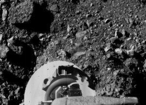 NASA's OSIRIS-Rex Probe Flew At 75 Meters Above Asteroid Bennu