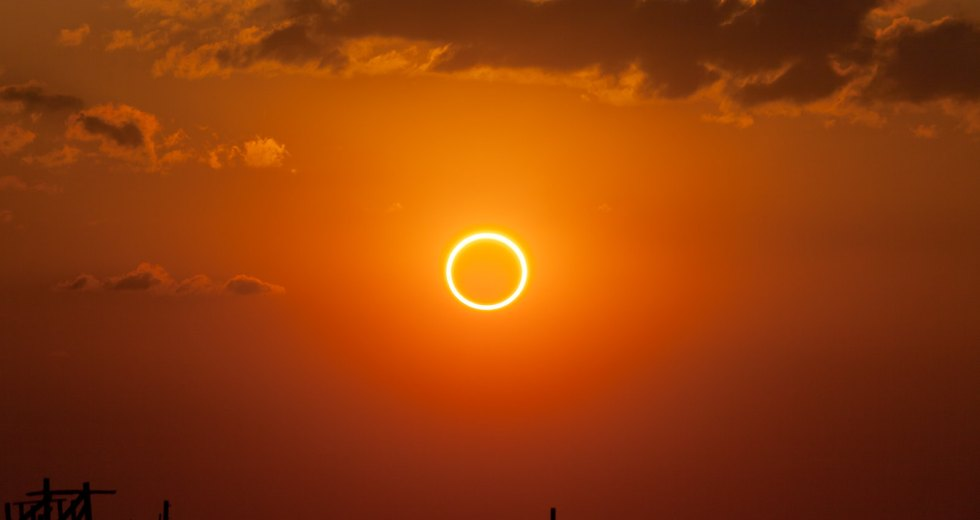 """""""Ring Of Fire"""" Cosmic Event To Take Place This Weekend"""