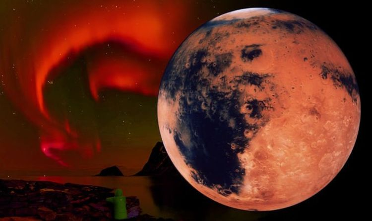 Aurora Borealis Effect Spotted on Mars? What a New Discovery Reveals