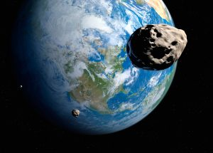 NASA Prepares to Launch Spacecraft for Pushing Away Dangerous Asteroids