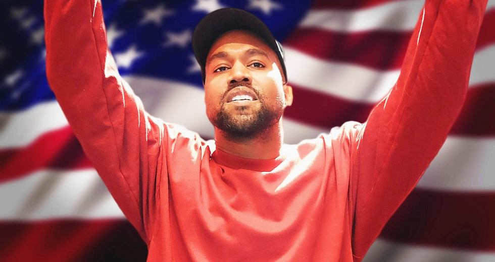 "Kanye West Runs For President Of The U.S. And Says Coronavirus Vaccine Is ""The Mark Of The Beast"""