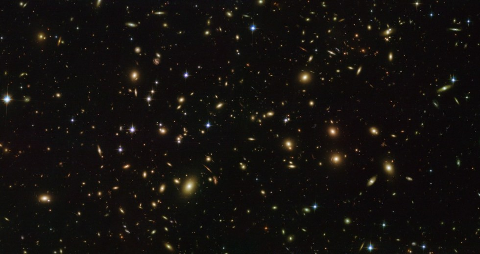 Calculations Reveal How Much Matter There is in The Entire Universe