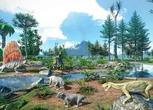 Trigger Of The Largest Mass Extinction In The History Of The Earth Found