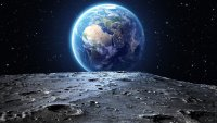 The Moon Was Crucial For Earth's Ability To Keep Its Atmosphere