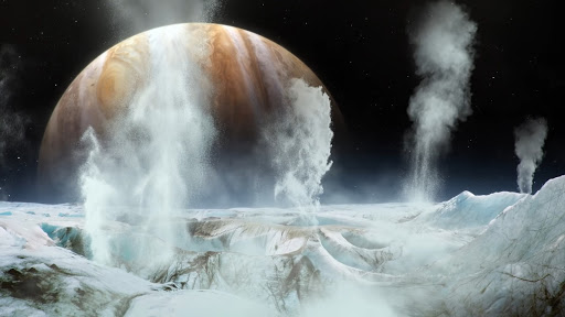 The Origin of Water Plumes From Jupiter's Moon Europa Exposed? New Study Provides Answers