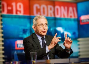 Dr. Anthony Fauci Releases Prediction for How COVID-19 Vaccine Will Do Against Specific New Strain