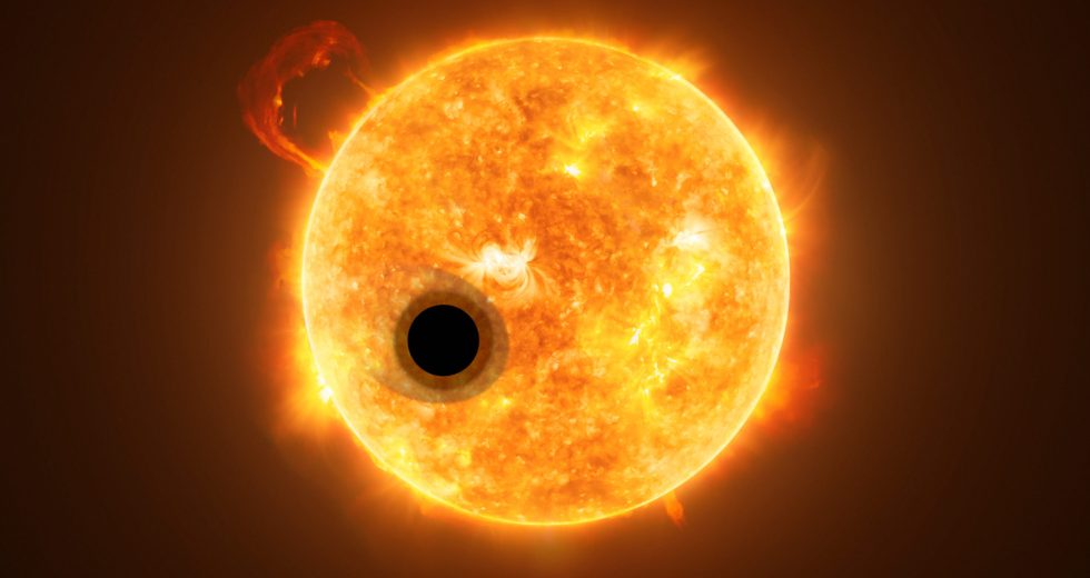 Newfound Gigantic World Challenges Knowledge About Planet Formation