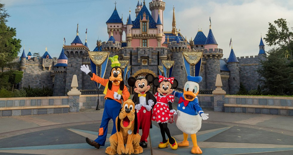 Disneyland Becomes a COVID-19 Vaccination Center