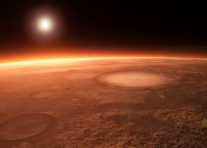 Peculiar Rumblings Coming From Mars' Interior Point to a Mysterious Form of Energy