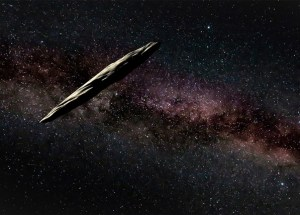 Peculiar Interstellar Object Oumuamua May Be The Remains Of A Pluto-like Planet