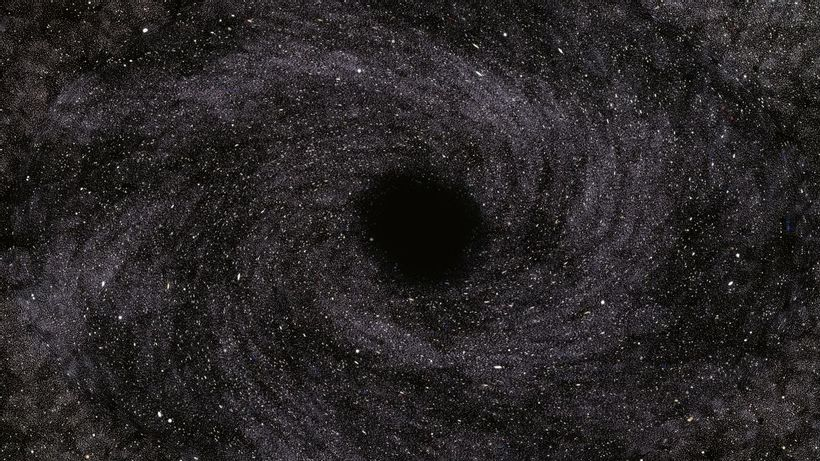 """""""Synthetic"""" Black Hole Behaves Just As Stephen Hawking Predicted"""