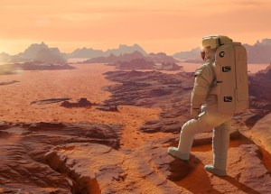 China Announces That It's Sending the First Astronaut to Mars