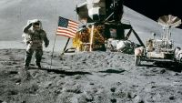 Apollo 11's Lunar Ascent May Still Orbit the Moon, As Per New Evidence