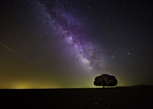 Peculiar Star Mysteriously Tries to Escape the Milky Way
