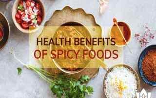 health benefits of spicy food