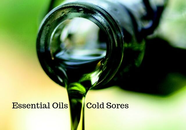 Essential Oils for Cold Sores