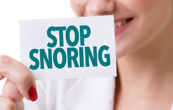 Effective Sleep: Special Diets to Stop Snoring