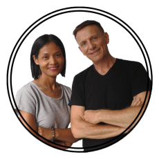Welcome to our Blog Manee & Pascal Deville, Healthut Managing Director
