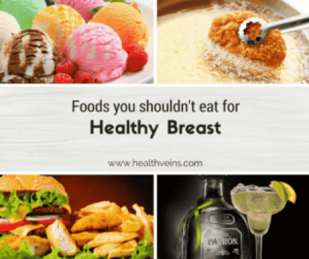 foods that increase breast size quickly