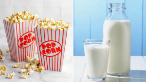 unhealthy foods that are actually good for you