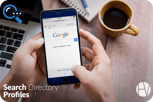 Search Directory Profiles