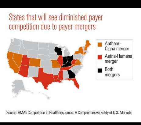 states that will see diminished payers