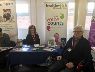 Volunteer urges others to help shape health and care in Gloucestershire