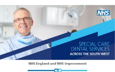 Do you or someone you care for use NHS special care dental services in the South West?