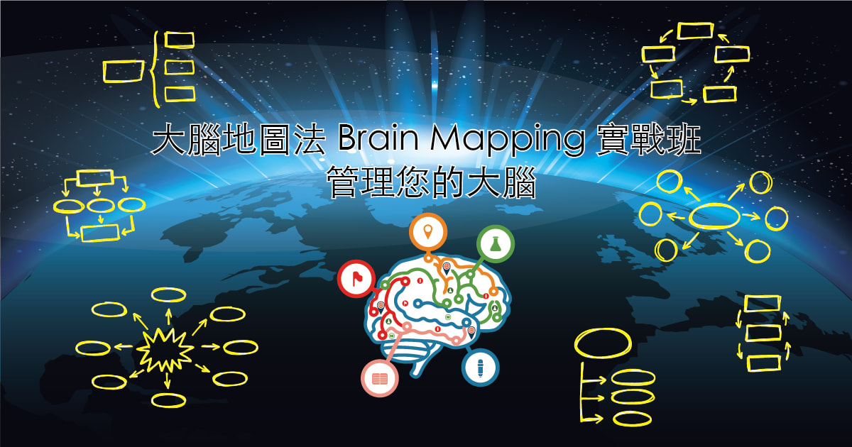 大腦地圖法實戰班 - Health Wisdom Training
