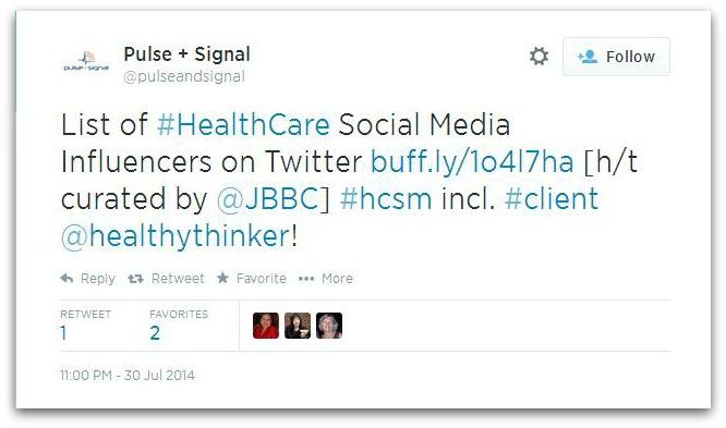 beyond buzz healthcare social media