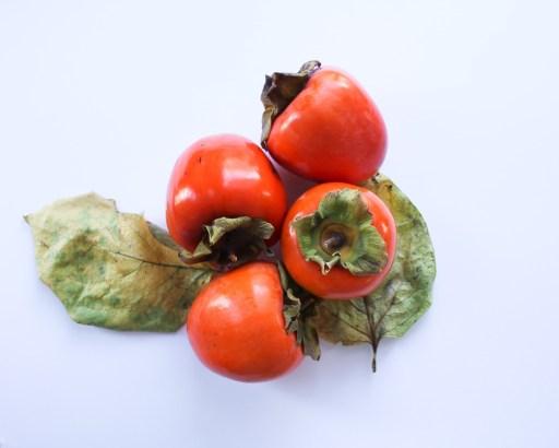 Persimom fruits