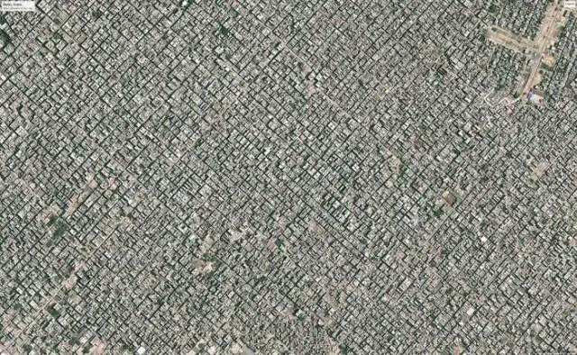 Populatioin & Landfills