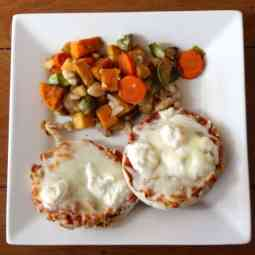 Easy English Muffin Pizzas