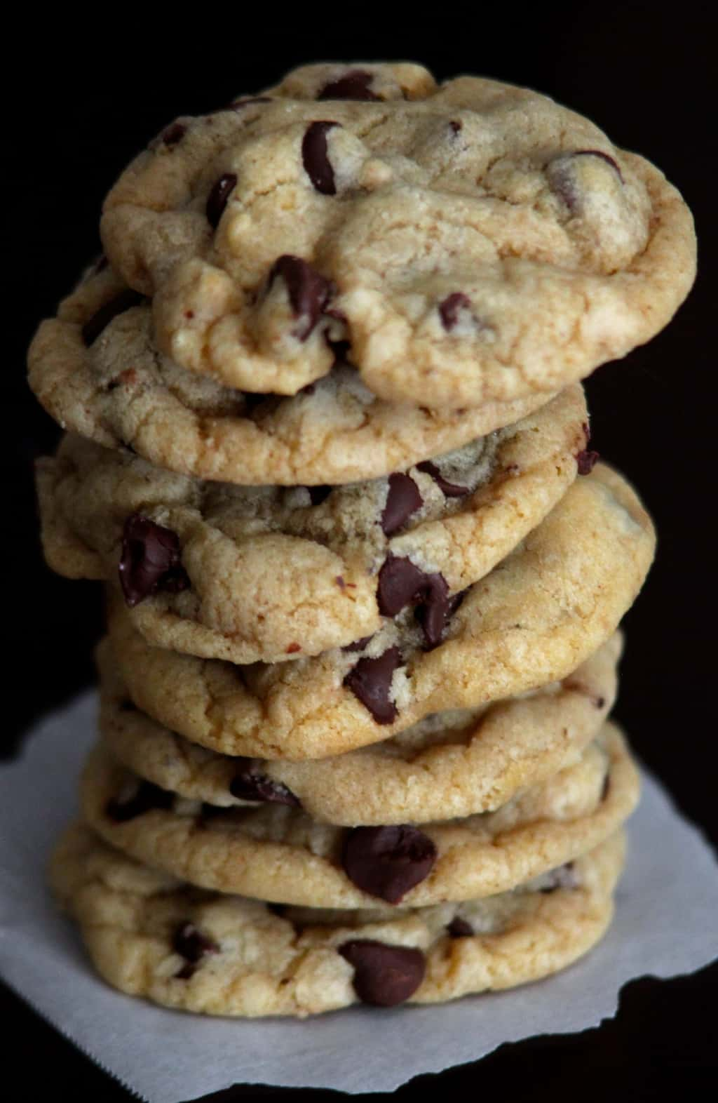 The Ultimate Soft Chocolate Chip Cookies - Healthy Liv