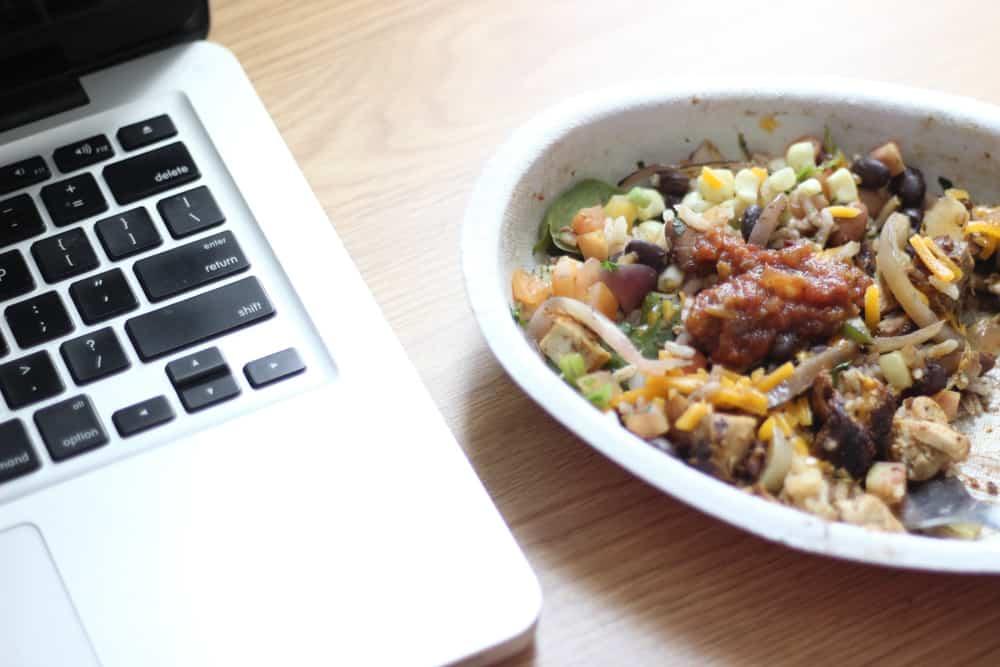 week of dorm meals (2 of 12)