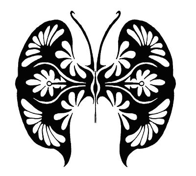 Butterfly tattoo designs are a very popular tattoo choice.
