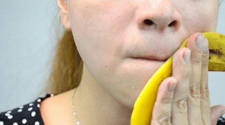 فوائد قشور الموز للمرأة
