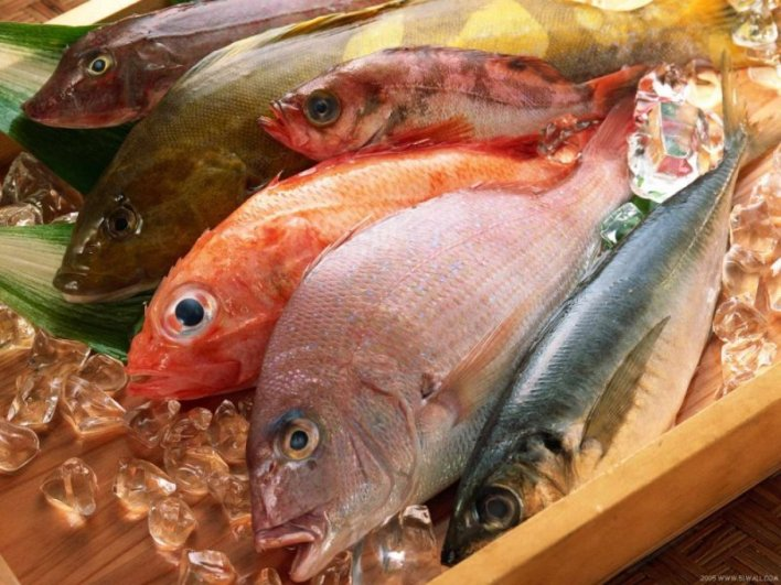 القيمة الغذائية للأسماك
