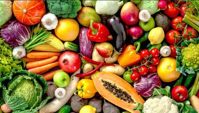 اهم فوائد الخضروات