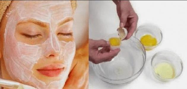 فوائد البيض للبشرة والشعر