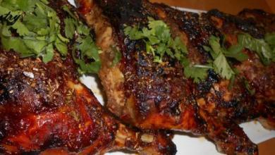 Photo of وصفة الدجاج المشوي الصحية على الطريقة الإيرانية في رمضان
