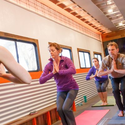 Healthy Altitudes Mobile Yoga Studio