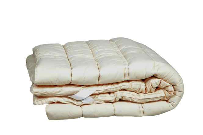 Natural Washable Wool Mattress Topper