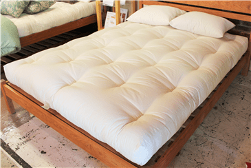 Organic Cotton And Wool Dreamton Mattress