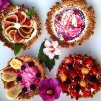 Tartelettes Vegan et sans gluten