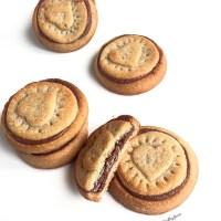 biscuits nocciolata