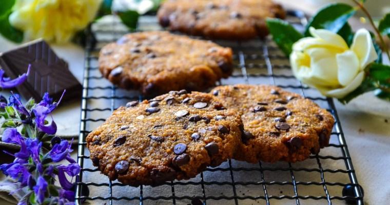 Cookies «zéro déchet» sans farine